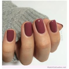 Amazing fall nail colors ❤ liked on Polyvore featuring beauty products, nail care and nail polish