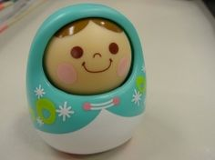 Just saw this little doll and I want an armfull of them!!!!   Unazukin dolls