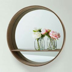Bathroom Mirrors Kmart seriously in the market for a round mirror! kmart $29 wall mirror