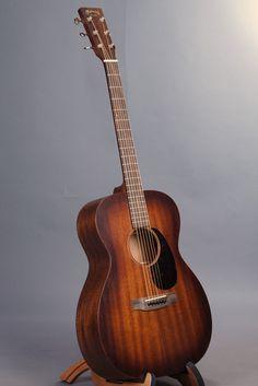 Martin 000-15M Burst, Acoustic Guitar, 2015