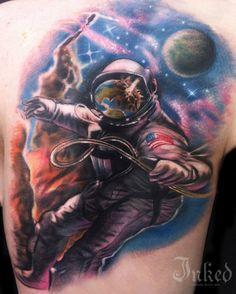 Astronaut by Johnny Smith