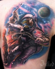Astronaut by Johnny Smith