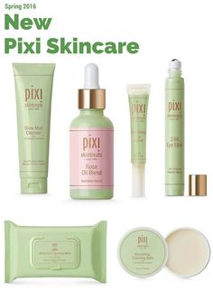 New Pixi Skincare for Spring 2016 | http://www.musingsofamuse.com/2016/01/new-pixi-skincare-for-spring-2016.html
