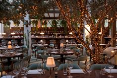 Cecconi's, Miami, situado en la planta Courtyard Ground, es un clásico restaurante italiano de hoy en día abierto al público para el desayuno, almuerzo y cena los siete días de la semana. #Miami #BestDay #OjalaEstuvierasAqui