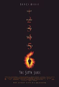 Catch The Sixth Sense on Film4, 1am on Halloween Monday