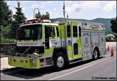 Miami-Dade Fire Heavy Rescue | North Queensbury VFC Heavy Rescue 125 by CODE 4 NORTH