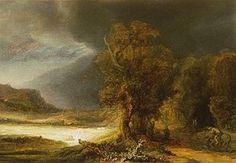 Histoire des Arts en Khâgne » Blog Archive » Rembrandt et le paysage