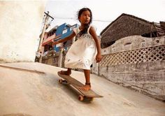 This picture of a girl in India is my new favorite skate shot. Tony Hawk (via Tony Hawk, A Well Traveled Woman, Streetwear, Bollywood, Skate Surf, Skater Girls, India, Girl Names, Skateboards
