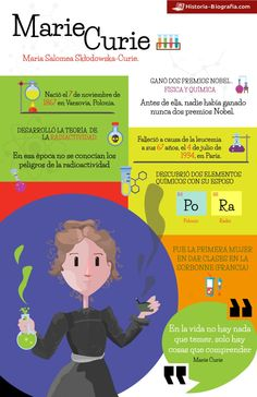 Marie Curie, Chemistry Lessons, Curious Facts, Science Facts, Holistic Nutrition, Science Classroom, Women In History, History Facts, Study Tips