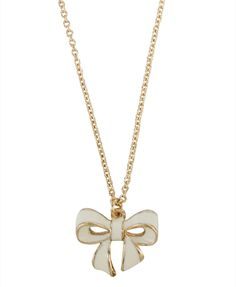I have this same necklace in pink :)