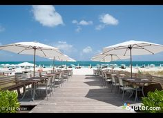 Beach Bar at the Gansevoort Turks and Caicos