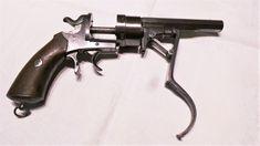 "REVOLVER "" GALAND "" - 2 eme TYPE - 1868 - - armes a feu Revolver, Display, Type, Floor Space, Billboard, Revolvers, Hand Guns"