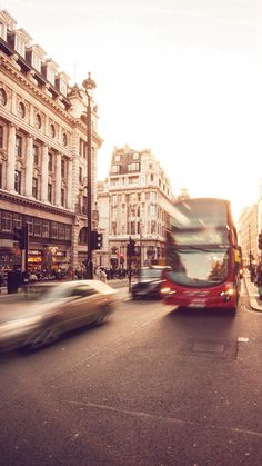 London City Street People Winter Flare #iPhone #7 #wallpaper