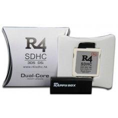 R4isdhc Dual-Core läuft auf dem 3ds/xl 8.1.0-18, dsi/xl 1.4.5 und dslite