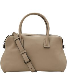 Maiyet Small Taupe Como Leather Bag