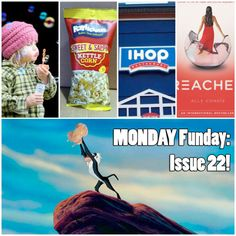 MONDAY Funday: Issue 22 by Katie Crafts - Crafting, Sewing, Recipes and More! http://katiecrafts.com