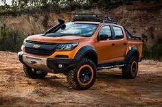 Chevrolet Colorado Xtreme 2017