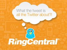 What the #Tweet is All the #Twitter About? #Video -- http://blog.ringcentral.com/2012/09/what-the-tweet-is-all-the-twitter-about.html