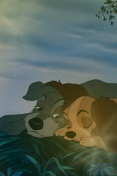 One of my favorite Disney moments. His deep love for her in one look.