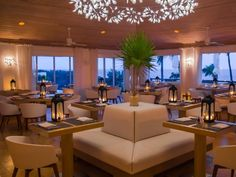 Pink Sand Beach with 180 Degree Ocean View Ocean Front Outdoor Pool Ocean Front Freedom Restaurant & Sushi Bar Outdoor Gregory Town Grill Hi...