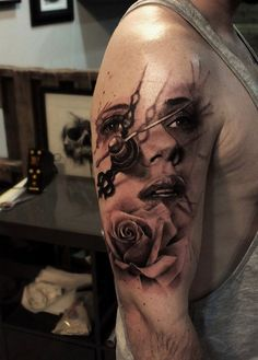 Face Time http://tattooideas247.com/face-time/