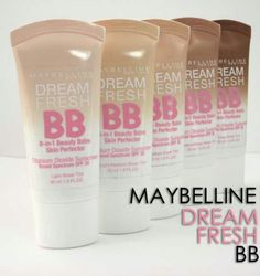 I totally underestimated how great a bb cream could be for my tricky skin...dry, oily, sensitive, red....it is magic!