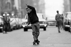 skatebording at the 60's by Bill Eppridge