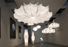 Zeppelin Chandelier - Flos  Shop Online At http://www.interior-deluxe.com/zeppelin-chandelier-p1183.html  #ModernLighting