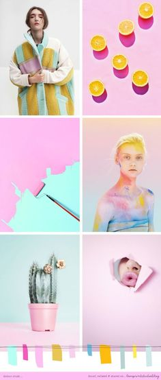 Colour combination inspiration