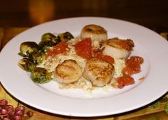 Pan Fried Scallops with Bacon and Grapefruit Recipe that can be found ...