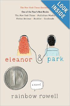 High school romance between two very real, charismatic characters.  Funny, heart-breaking, and insightful, I truly enjoyed this book.  Eleanor & Park: Rainbow Rowell: 9781250012579: Amazon.com: Books