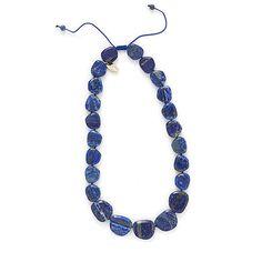 Lola Rose Quentin Semi Precious Adjustable 46cm Necklace