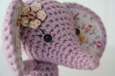 New pattern – Tiny luck elephant