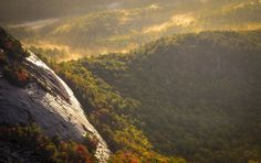 #Whiteside Mountain, United States