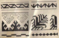 Srbske narodne šare - Serbian national patterns, Photo 17