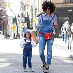 A little mommy and me, coming to the blog this week in our @guess overalls. Sign up with  @liketoknow.it to shop our look straight from your email! (Photo by @lydiahudgens) www.liketk.it/1cCQm #liketkit #loveguess
