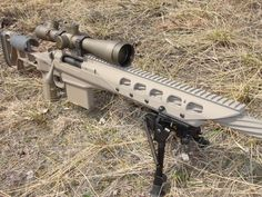 CF C14 Timberwolf in .338 Lapua - I need to learn more about this beer CF sniper rifle.