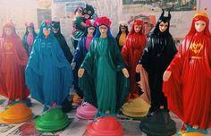 Justiça proíbe artista de produzir e vender esculturas de santos inspiradas na cultura pop
