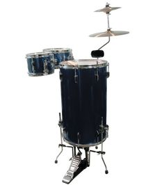 GP Percussion GP75MB Cocktail Drum Set Midnight Blue >>> Want to know more, click on the image.Note:It is affiliate link to Amazon.
