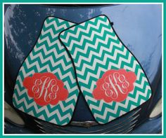 Personalized Car Mats Monogrammed Car Mats Custom Car ...