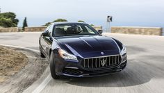 Maserati tweaks the design of the Quattroporte and adds a few new features and…
