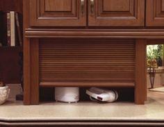 Counter Bread Box Cabinet   Google Search