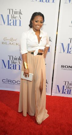 Get WHIT It : Celebrity Fashion & Style Trends: Fashion Recap: Think Like A Man Movie Premiere