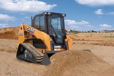 CASE Introduces New Large-Frame TR340 and TV380: The Industry's First Tier 4 Final Compact Track Loaders with SCR Technology! #CaseCE #TrackLoaders
