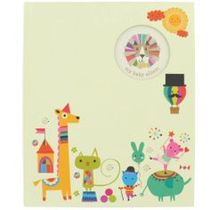 baby circus large slip in album at Paperchase