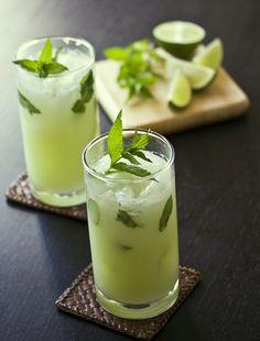 Key Lime Pie Mojito by daydreamdesserts #Cocktail #Mojito #Key_Lime
