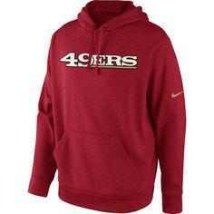 Wear your San Francisco 49ers sweatshirt on cold gamedays. #NFL
