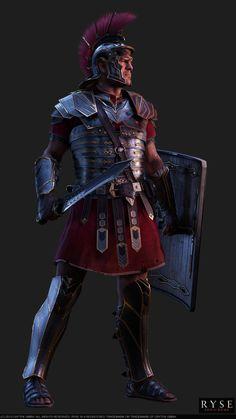 Ancient Rome, Ancient History, Medieval Series, Ryse Son Of Rome, Imperial Legion, Roman Armor, Roman Warriors, Roman Legion, Ancient Persian