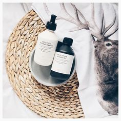 So I was Instagram shopping this week from the feeds I follow and came across these @hm_home H&M Bath Collection on @onlinestylist IG page - major IG swoon feed!!😍👌... I'm usually really cautious about trying new bath products because of my sensitive skin -- but this looked so sleek and chic and I thought it would look great in our guest bathroom this Christmas!! I'm hoping they are as high quality as they look! ( yes 🙈😩 I am a sucker for gorgeous packaging!! ). I also got these really…