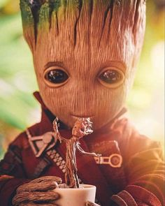 marvel avengers So cute groot Marvel Avengers, Marvel Comics, Marvel Art, Marvel Heroes, Cartoon Cartoon, Cartoon Drawings, Cute Drawings, Baby Groot, Groot Toy